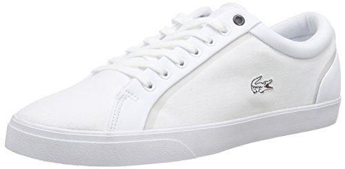 Lacoste Herren Lenglen 216 1 Sneakers, Weiß (Wht 001), 42 EU