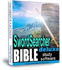 SwordSearcher Bible Software Version 6 For Windows