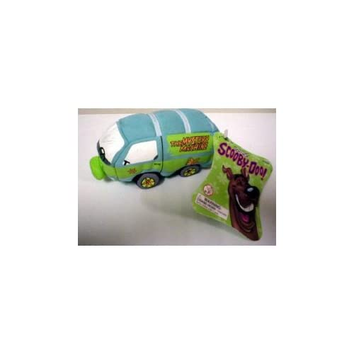 Scooby doo Mystery Machine Bean Bag Toy