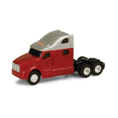 ERTL Collect 'N Play - Semi Truck Cab Toy Red - 1