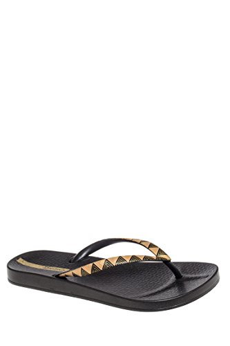 Ana Ethnic Casual Flip Flop Sandal