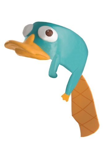 [Phineas and Ferb, Perry the Platypus Headpiece] (Adult Perry The Platypus Costumes)