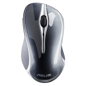 ASUS BX700 Bluetooth Laser Mouse - Grey