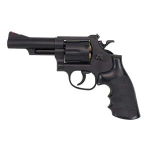 ホップアップエアリボルバー No.6 S&W M19 4インチ (10歳以上エアーソフトガン)