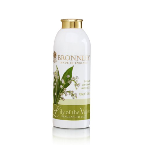 Bronnley Lily of the Valley 100g/3.5oz Fragranced