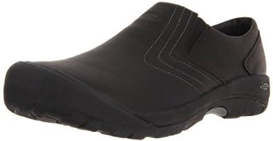 KEEN Men's Alki Lace Casual Shoe,Black,16 M US