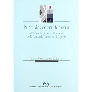 Principios de morfometría. Introducción a la cuantificación de muestras