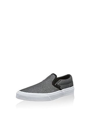 Vans Slip-On Classic (Gris / Negro)