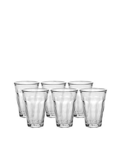 Duralex Set Of 6 Picardie 16.875-Oz. Tumblers, Clear