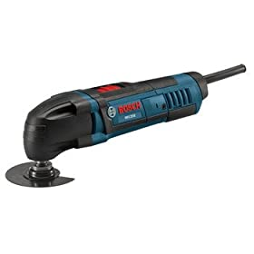 Bosch MX25EK-33 120-Volt Oscillating Tool Kit
