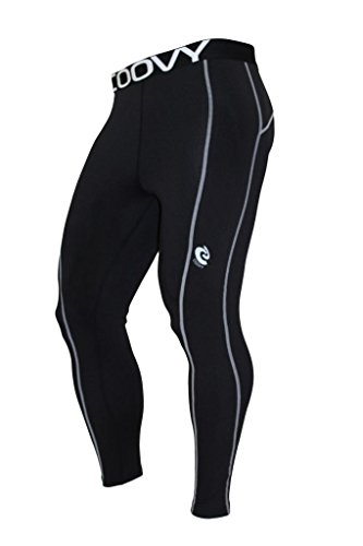 COOVY Sports Winter Thermal Base Layer Leggings / Tights