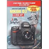 Nikon D3 JumpStart Guides (A TWO Tutorial DVD set)