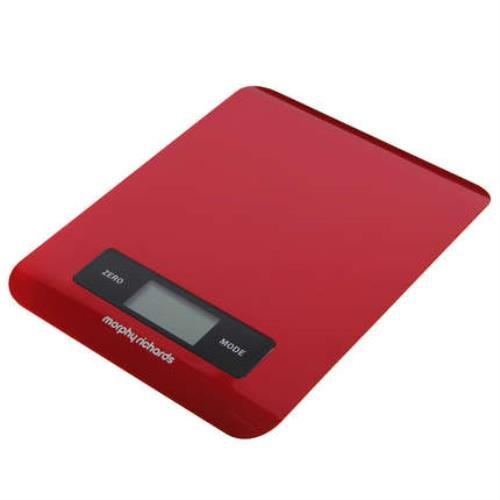 Morphy Richards 46181 Touch Screen Electronic Kitchen Scale