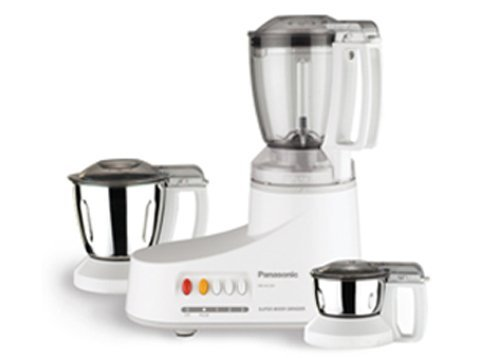 Panasonic MX-AC300 550 Watt 3-Jar Mixer Grinder for 220-240 Volts (Will NOT Work in USA & Canada) (550 Panasonic compare prices)