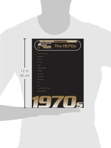 Essential Songs: The 1970s (E-Z Play Today)