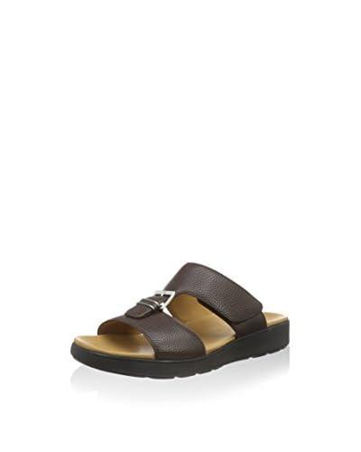 Ecco Sandale dunkelbraun