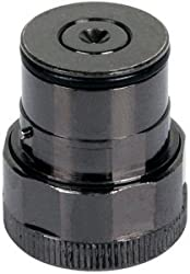 Swiftech Lok-Seal Quick Disconnect Non-Spill Couplings Male Black Chrome