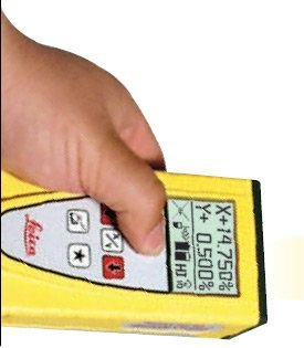 Leica Geosystems RF Remote Control, Rugby 400DG (ONLY for use with Rugby 739854
