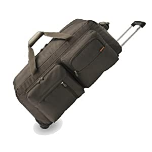 Antler RVX Large Trolley Bag - Khaki
