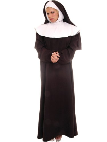 Mother Superior Nun Theatre Costumes Catholicism Catholic Bible Christianity