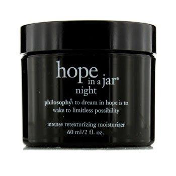 Philosophy Philosophy Hope In A Jar Night Intensive Retexturizing Moisturizer-2 oz.