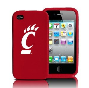 Tribeca Cincinnati Iphone 4 Silicone Case