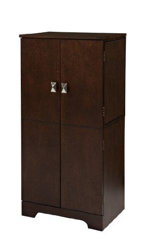 Linon Home Decor Victoria Jewelry Armoire front-654216