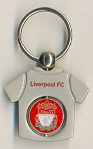 100% Official Liverpool Fc Spinning Key Ring by Liverpool FC (Official Merchandise)
