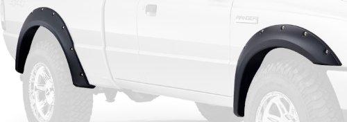 Bushwacker Ford Pocket Style Fender Flare Set of 4 (Fender Flare Ford Ranger compare prices)
