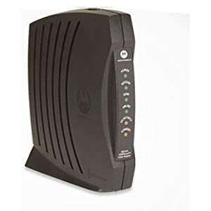 Motorola SURFboard SB5101U DOCSIS 2.0 Cable Modem