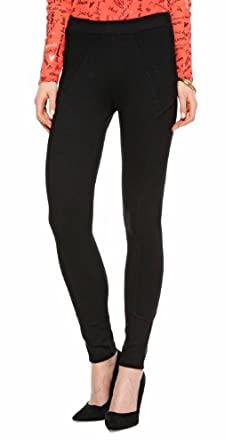 SIR Oliver Damen Skinny Legging 11.401.75.5233, Gr. 46, Schwarz (pure black)