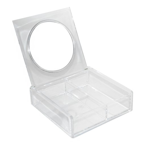 Cosmetic Organizer With Mirror front-207417