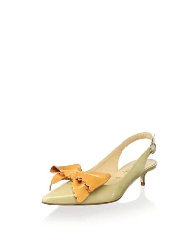 Butter Women's Sherwood Bow Pointed Toe Slingback