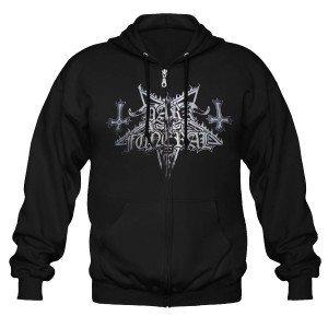 Dark Funeral - Felpa - ragazzo Nero  nero