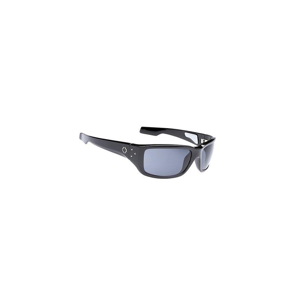 2b84dc2155 Spy Nolen Sunglasses Spy Optic Steady Series Casual Eyewear Black on ...