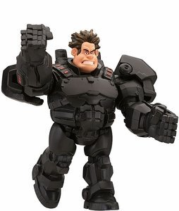 "Wreck-It Ralph Action Figure - Hero Ralph 3"" Figure"