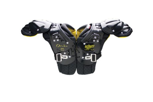 Schutt Sports Youth Flex 2.0 All Purpose Shoulder Pad, XX-Small (Football Pads For Kids compare prices)