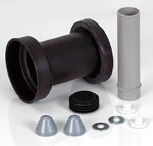 geberit set de raccordement pour wc suspendu profondeur 9 cm bricolage. Black Bedroom Furniture Sets. Home Design Ideas