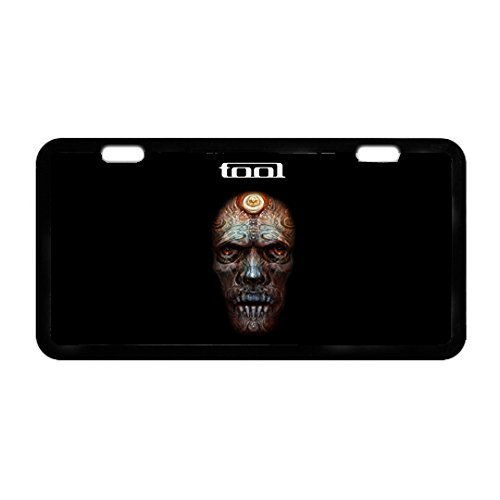 Tool Band License Plate Frame Browse Tool Band License