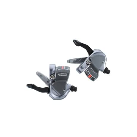 Shimano 2013 STI 10-Speed Rapidfire FlatBar Bicycle Shifter Set - SL-R770 - ISLR770PA