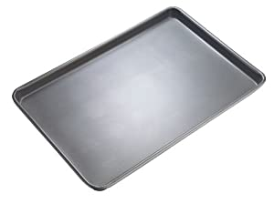 WearEver 68201 Commercial Nonstick Bakeware 17-Inch by 11-Inch Large Non-Stick Baking... by Wearever