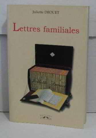 Lettres familiales
