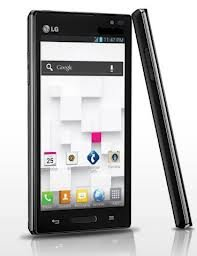 New Factory Unlocked LG Optimus L9 P768 Black International GSM Android Phone HSDPA 900 / 2100 on 3G