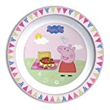Acquista Spearmark Peppa Pig Piatto Tea Party 80730