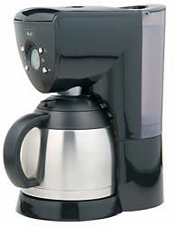 Melitta ME10DTB 10-Cup Thermal Coffeemaker (Melitta 10 Thermal compare prices)