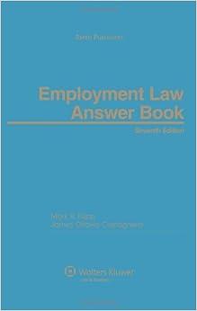 employment law handbook 7th edition