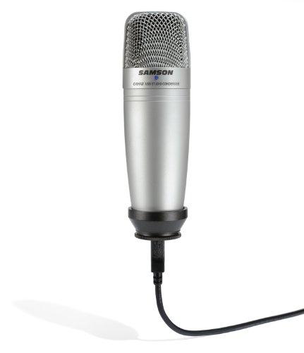 Samson CO1U - USB Studio Condenser Microphone