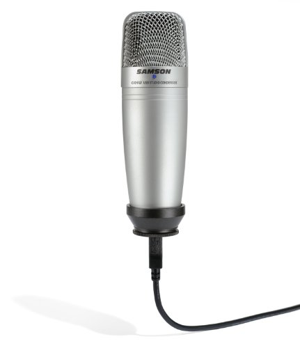 Samson CO1U USB Condenser Microphone