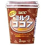 UCC 泡立つ ミルクココア2P×60個入