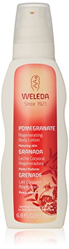 Weleda Regenerating Body Lotion, Pomegranate, 6.8 Fluid Ounce